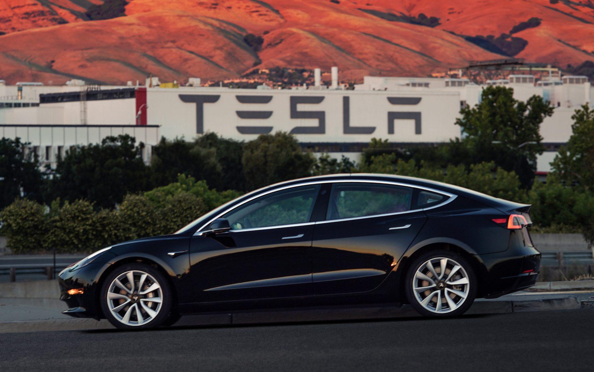 Открыт ряд заказов Tesla Model 3 Standard Plus в Европе и Китае