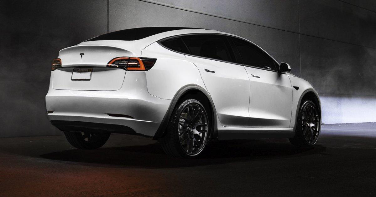 Илон Маск подтвердил прототип Model Y для производства 1