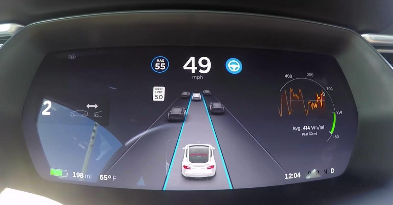 Автопилот Tesla набрал миллиард миль 1