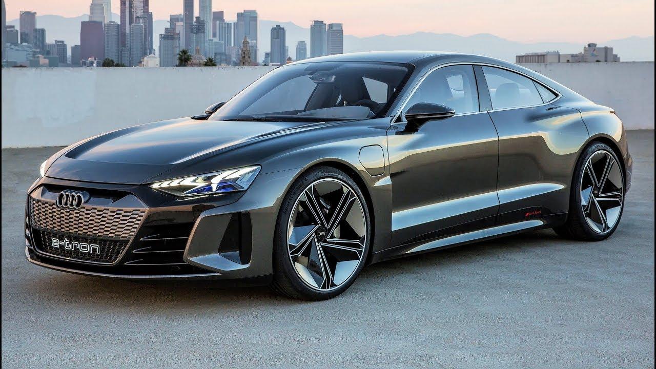 Audi E-Tron GT против Tesla Model S в цифрах 16