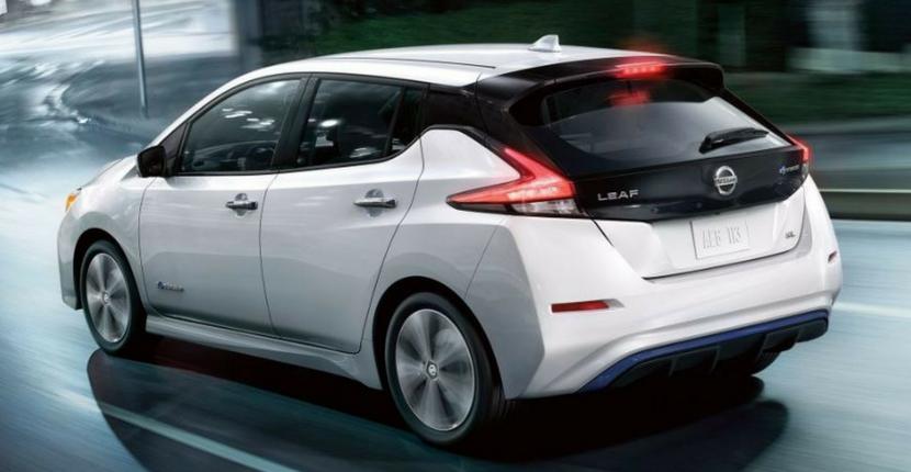 Nissan откладывает запуск 60 киловаттного LEAF e-Plus 1