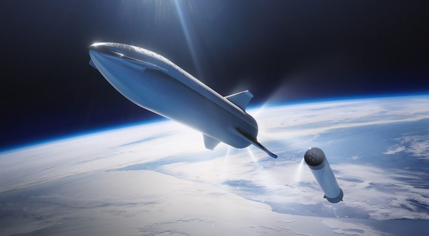 SpaceX успешно прошел первую тестовую миссию Crew Dragon 1