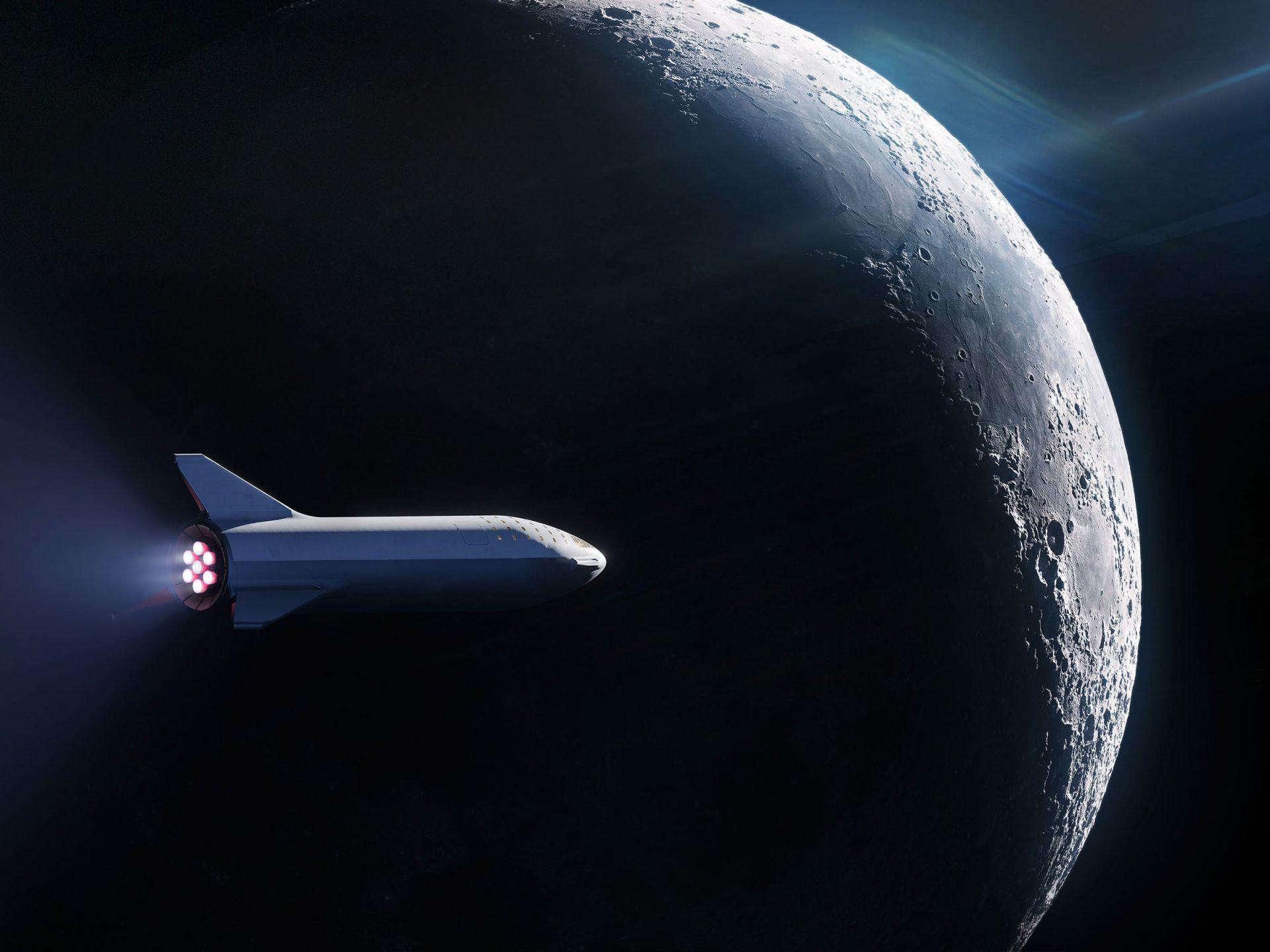SpaceX откладывает запуск Falcon Heavy 1