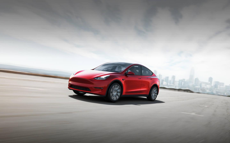 Показ TESLA Model Y, пробег на Model 3 и тур по фабрике | Top Gear 1