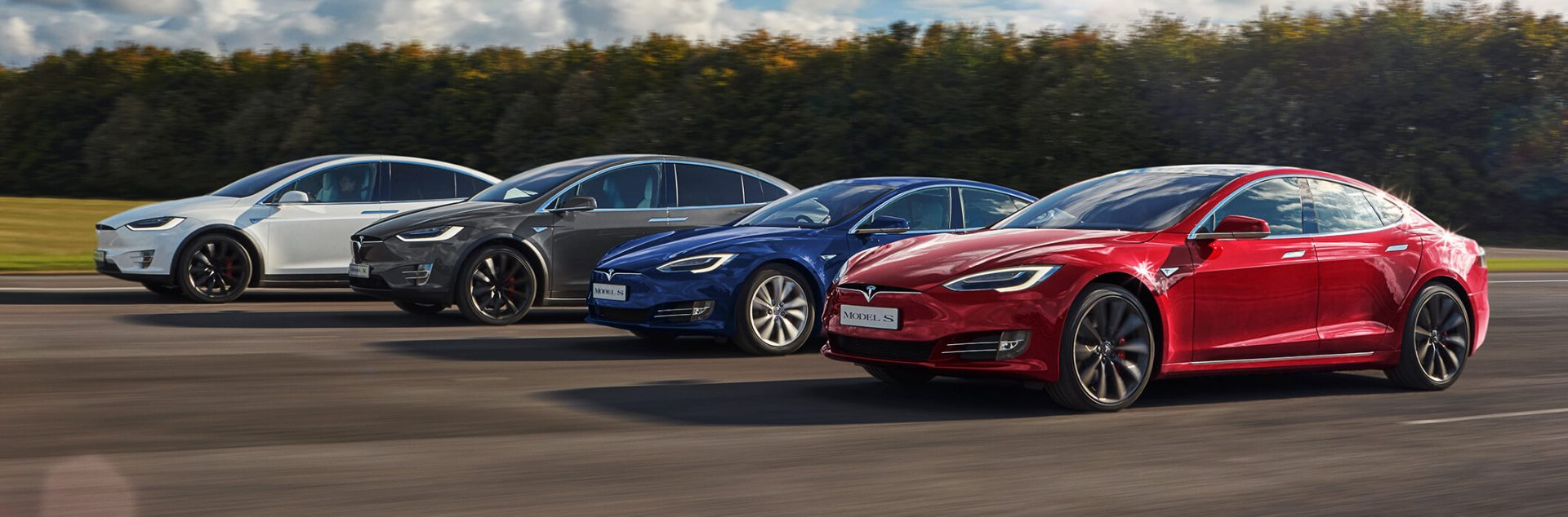 Tesla Model 3 RWD до и после обновления : видео